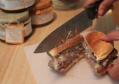 The Great Stuffed Burger Experiment