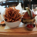 10D Burger at 10 Downing (photo by MJ Byers)